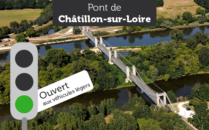 Photo pont ouvert